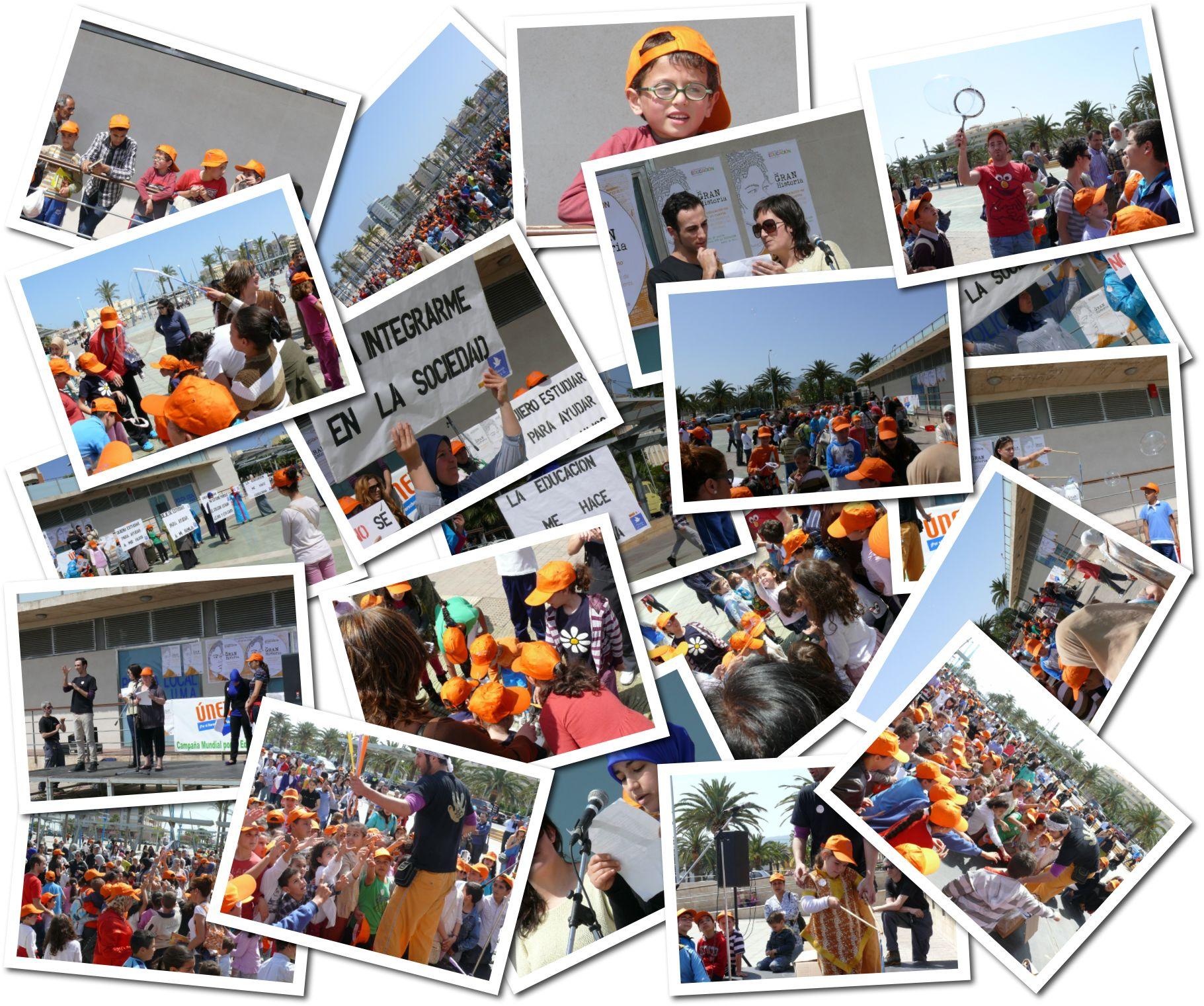 Jornada: El voluntariado como elemento de transformación social