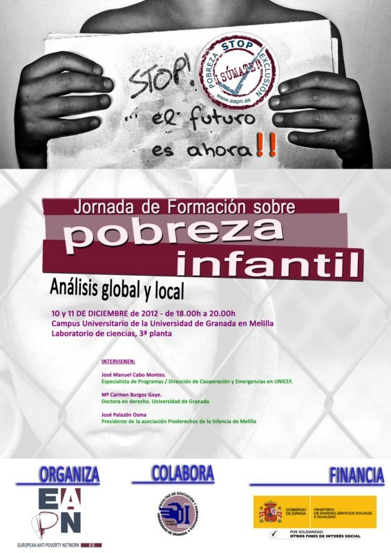 cartel jornada pobreza infantil copia [800x600]